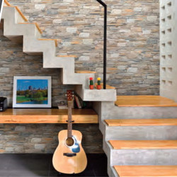 Porcelain Cladding - Rock Stack