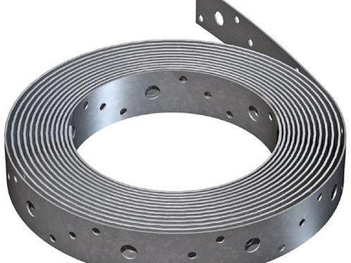 Multi-Purpose Steel Fixing Band 20mm x 10m roll