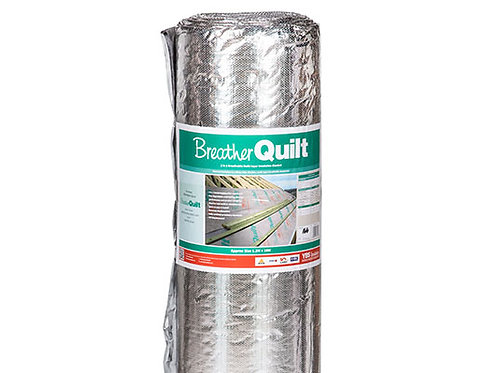 BreatherQuilt Insulating Breather Membrane 1.2m x 10m Roll