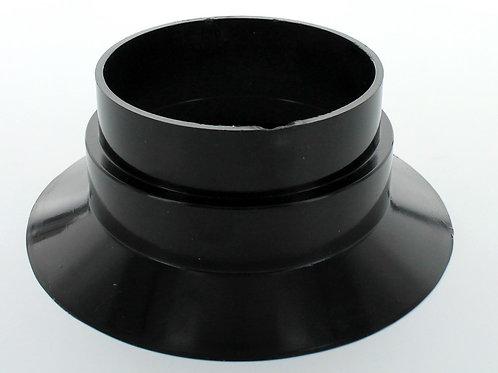 BS358 Hunter Soil 110mm Weathering Collar Black