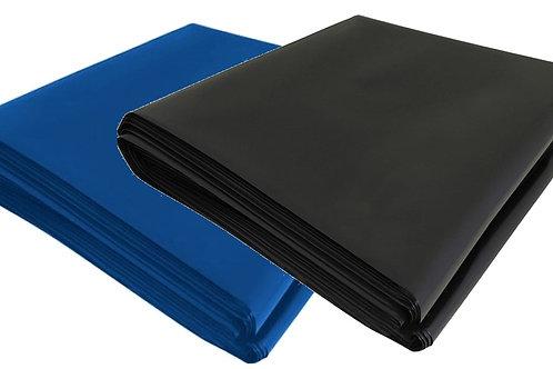 Polythene DPM Black or Blue 300mu - 4m x 5m Handy Pack