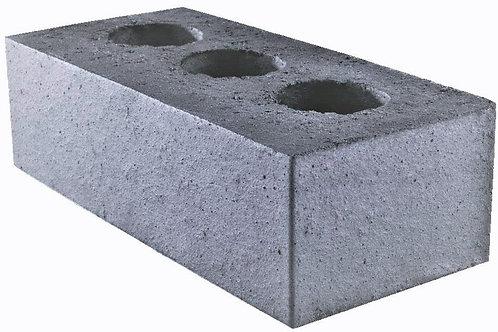 Blue Engineering Bricks Perforated 73mm