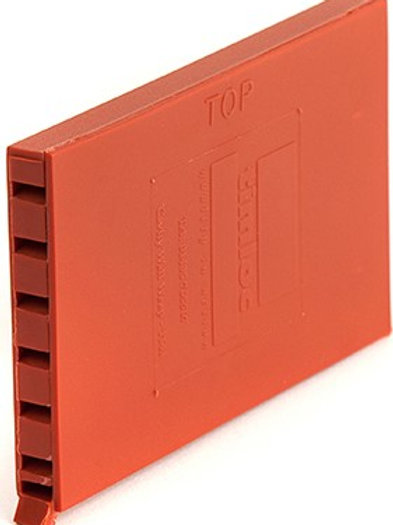 Cavity Wall Weep Vent Red 1143