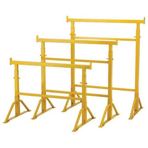 Adjustable Builders Trestle - Size 1 (490mm-650mm Height)