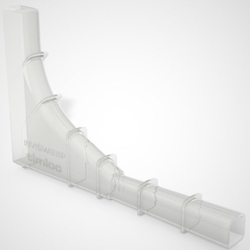 Invisiweep Cavity Wall Weep Tunnel Vent Clear