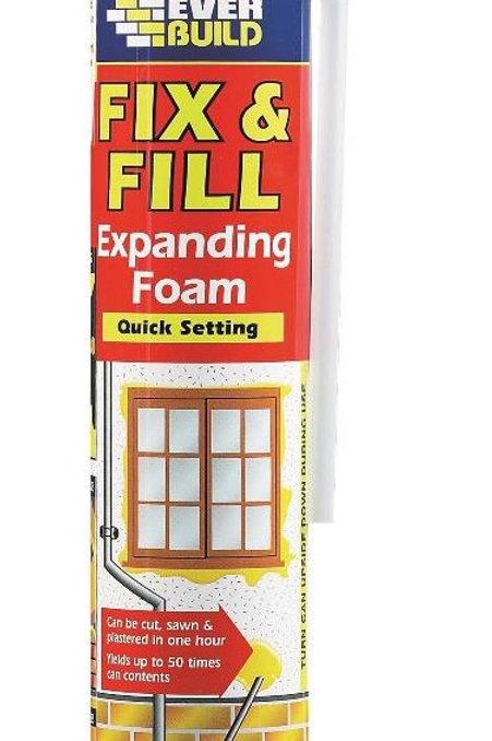 General Purpose Expanding Foam - 750ml
