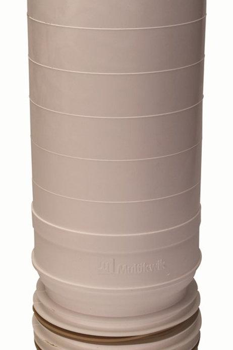 MKEA Hunter Multikwik Straight Extension for 4 inch Soil