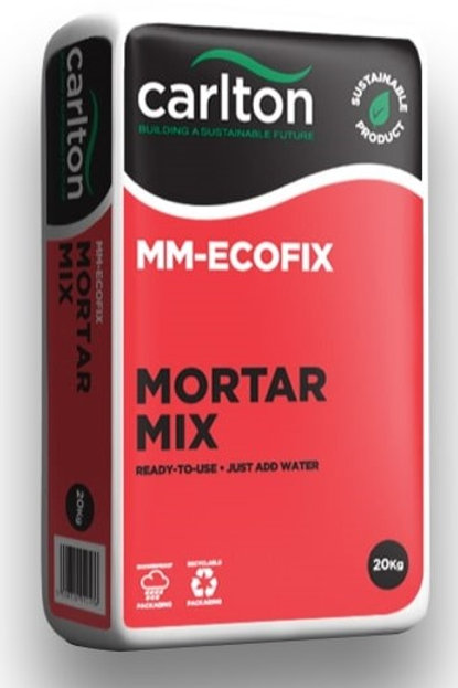 Carlton Mortar Mix - 20kg Maxi Pack