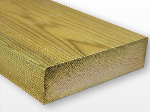 Easi Edge 47mm x 175mm Treated Timber - Choose length