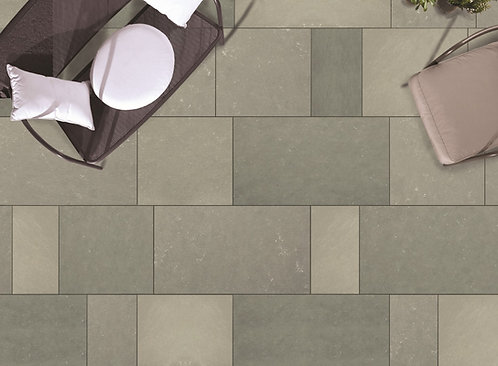 Classic Limestone Paving - Ocean Spray - 15.28sqm Project Pack