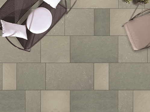 Classic Limestone Paving - Ocean Spray