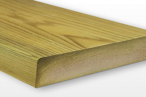 Easi Edge 22mm x 200mm x 4.8m Treated Timber
