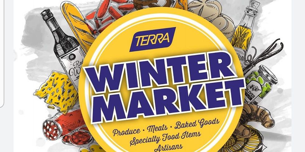 TERRA WINTER MARKET-Milton Mar 7th