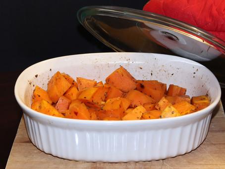 Sweet Potatoes - Baked