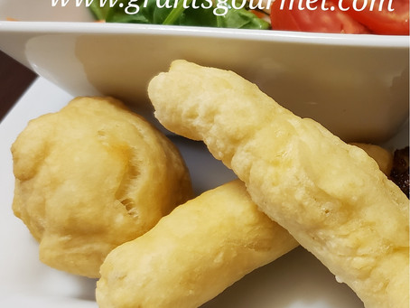 Perfect Crispy Dumplings