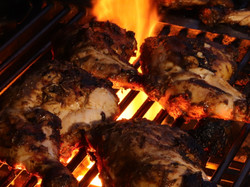 BBQ Jerk Chicken