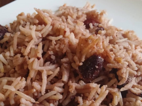 Rice and Peas - Canned Beans