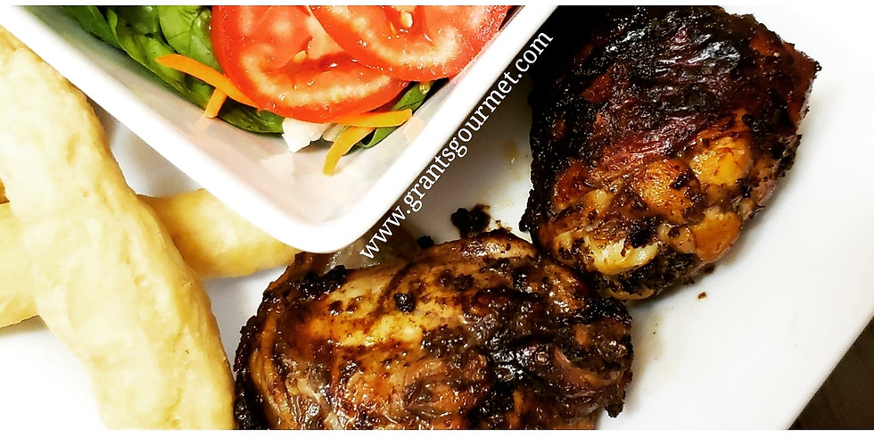 Tasting Event @ The Chicken Shop