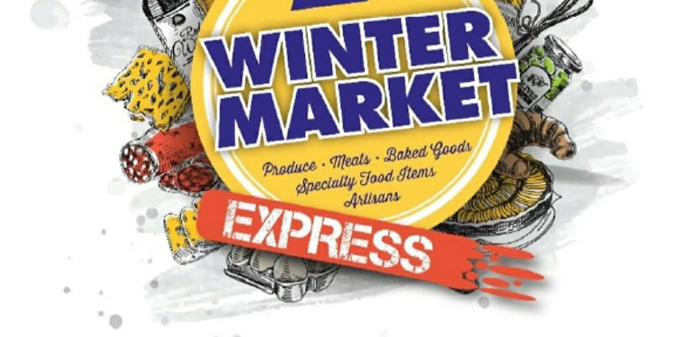 Terra Online Winter Market - Milton Location