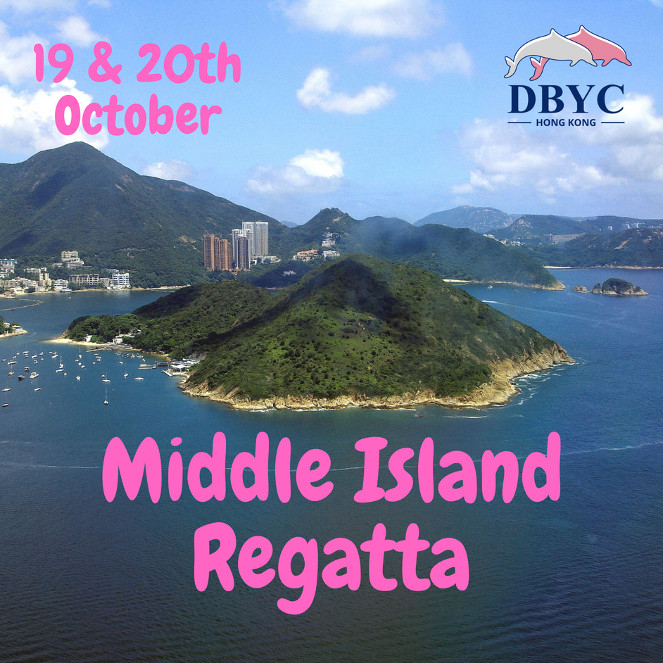 MIDDLE ISLAND REGATTA 19th & 20th OCTOBER 2019