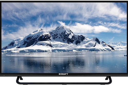 Телевизор KRAFT A43U01DA7WL (UltraHD/Smart TV/Android 7.1)