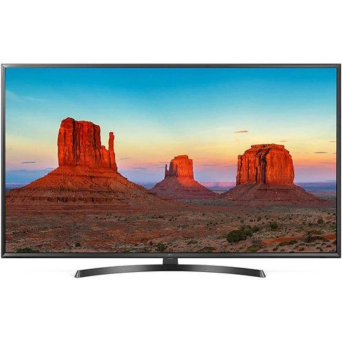 Телевизор LG 49UK6450PLC (4K/UHD, Smart TV, HDR, пульт Magic Remote)