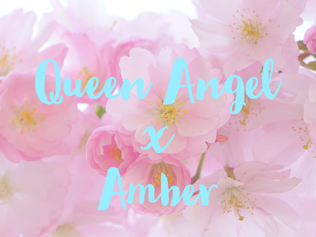 Queen Angel x Amber Collaboration