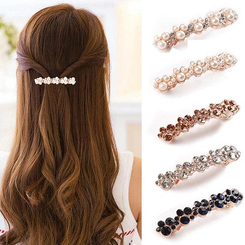 Metal Spring Hair Clip