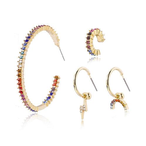 Stackable Earrings