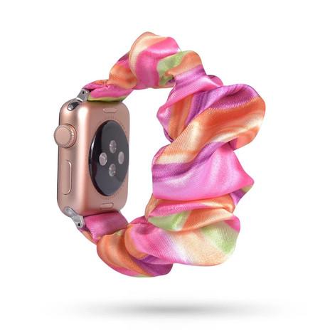 Rainbow Apple Watch Band
