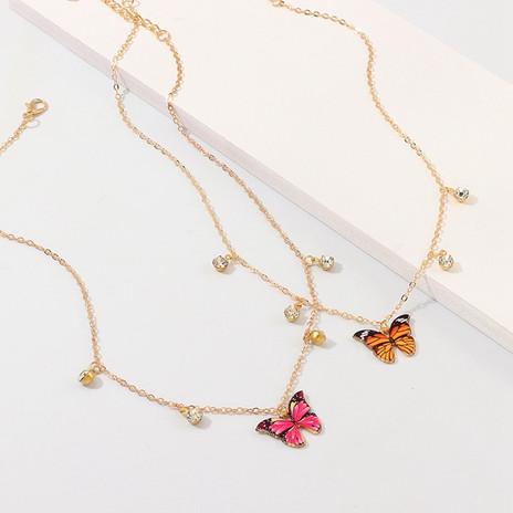 BoHo Butterfly Necklace