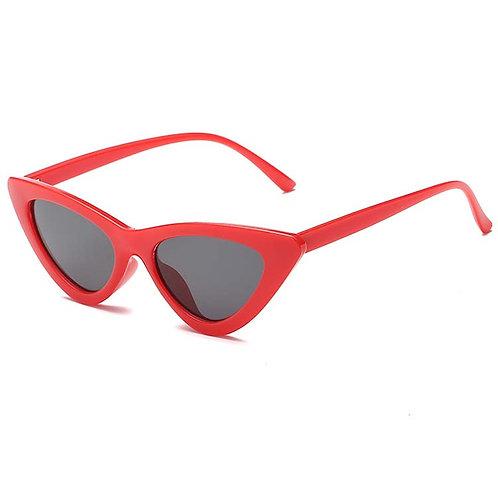 Cat- eye Sunglasses