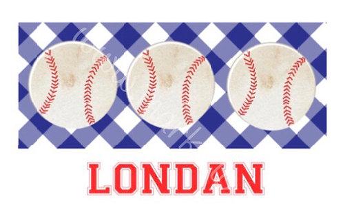 Baseball Trio HTV