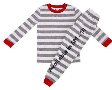 Grey Stripes 2