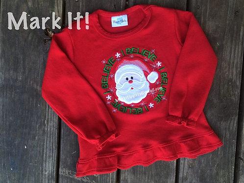 I Believe Santa - Girl