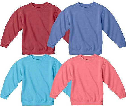 Monogram Comfort Color Sweatshirt
