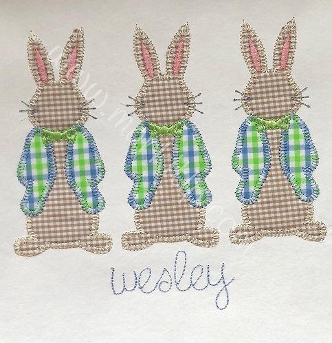 Mr. Rabbit Trio