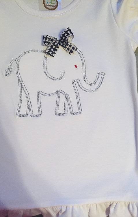 Simple Stitch Elephant
