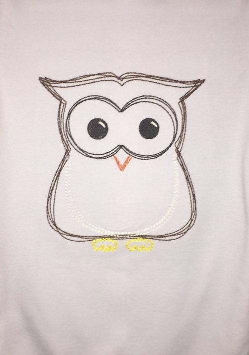 Owl Simple Stitch