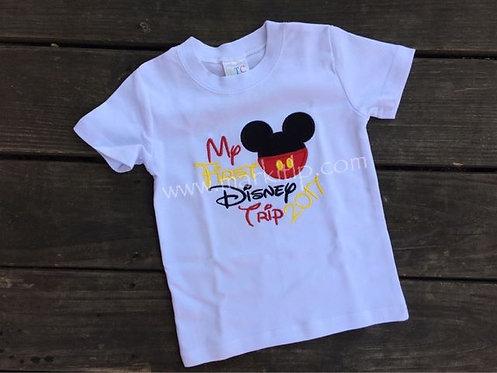 My 1st Disney Trip