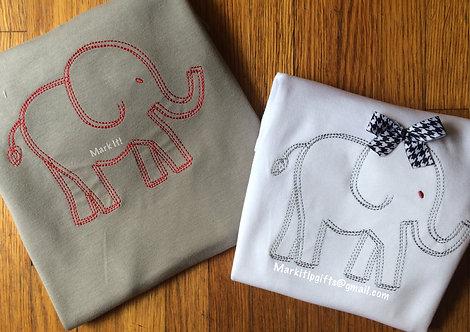 Sibling Set Elephants