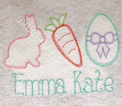 Easter Trio Stitch