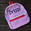 Thumbnail: Seersucker Toddler Backpack