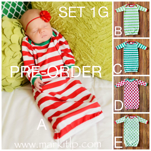 copy of Christmas Pajama Set  - PRE-ORDER