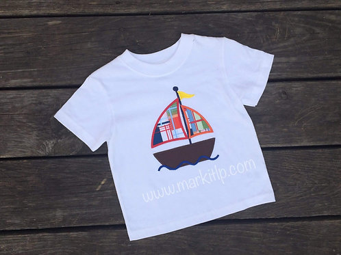Sailboat Personlized
