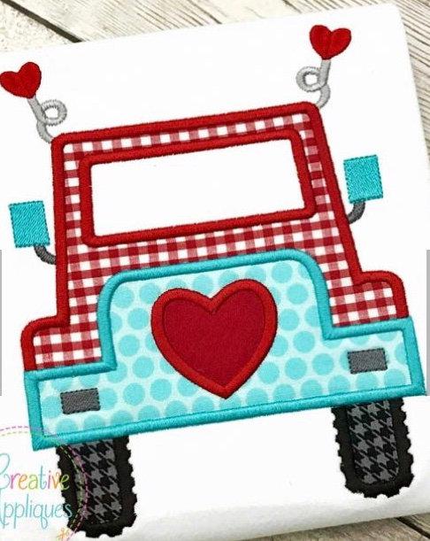 Heart Truck