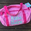 Thumbnail: Applique Name Duffle Bag