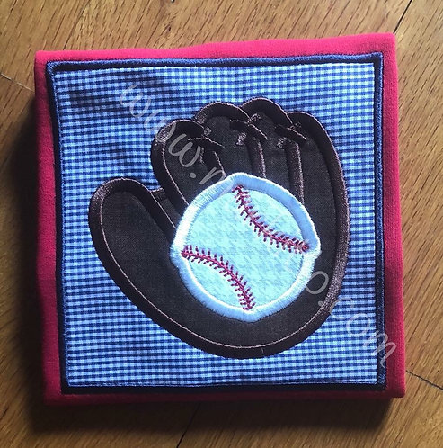 Glove & Ball Patch