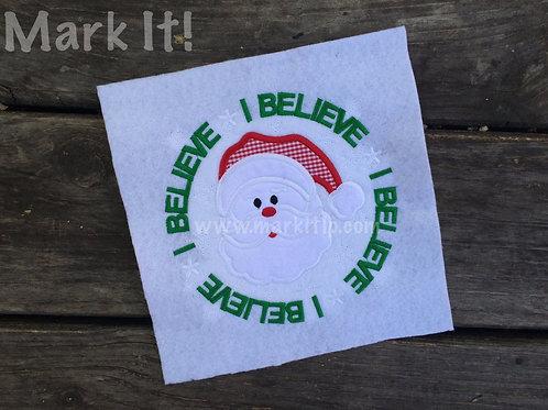 I Believe Santa - Boy