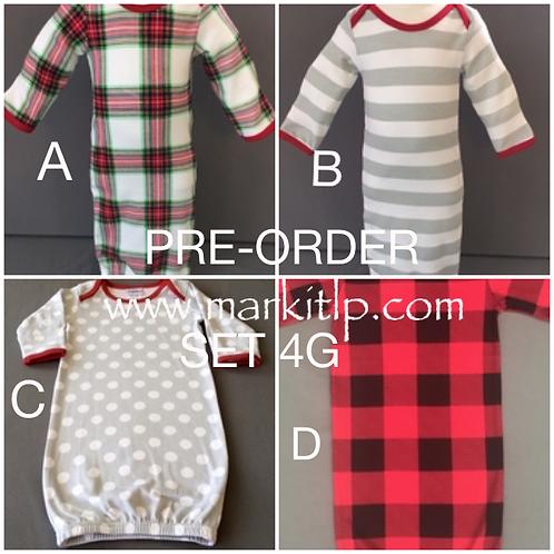 Christmas Pajama Set  - PRE-ORDER